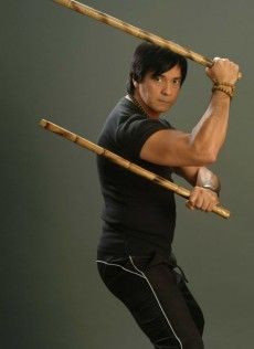 Arnis- the national sport of the Philippines!
