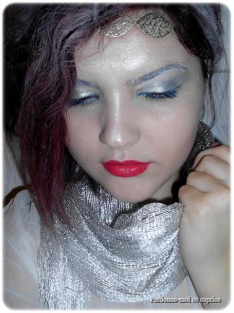 Monday challenge: Snow queen | Pardonne-moi ce caprice