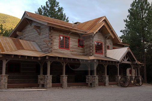62 Best Images About Everlog Concrete Log Homes On