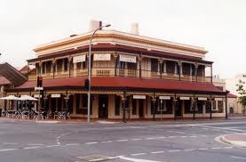 The Old Lion.  North Adelaide.