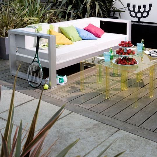 like the border - obviously an outside floor but could be adapted for inside