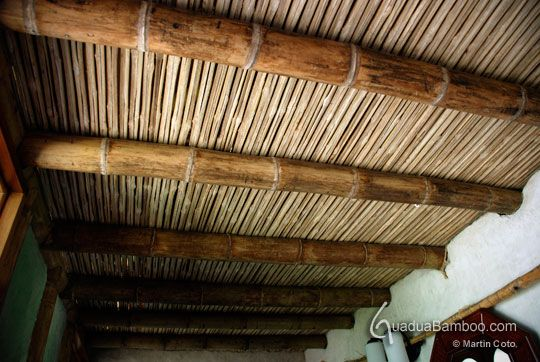 Bamboo Slats Ceiling Home Is Where I Ve Decorated