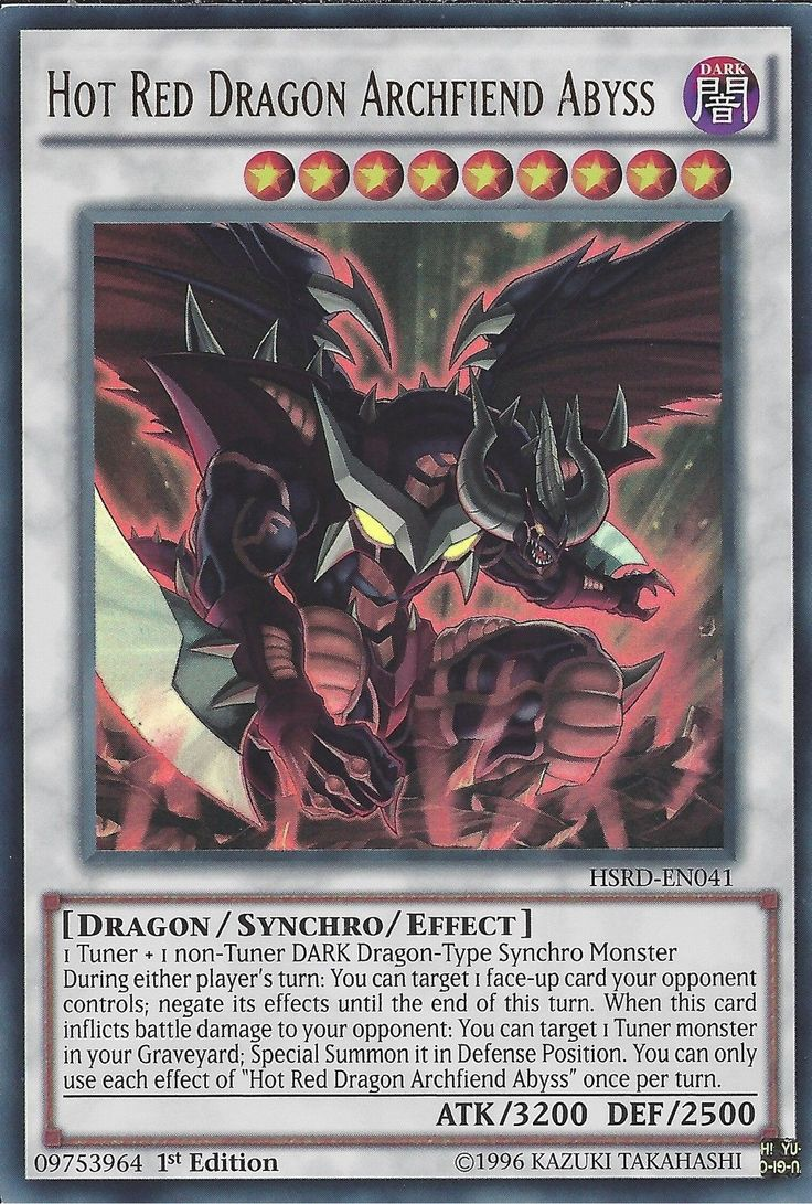 Yu gi oh yu gi oh card drlg en048 prominence hand super rare - Hot Red Dragon Archfiend Abyss Hsrd En041 Ultra Rare