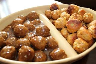 Teriyaki Mini Meatballs