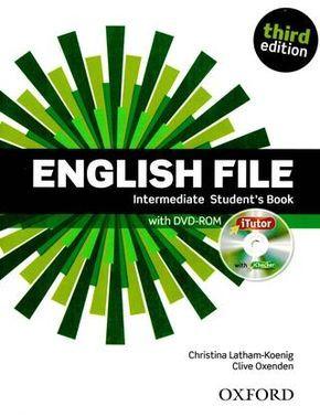 English File Intermediate 3e Student´s Book  CD: http://hitfile.net/0G2h