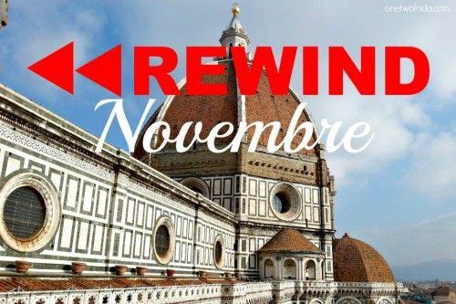 cover rewind novembre firenze