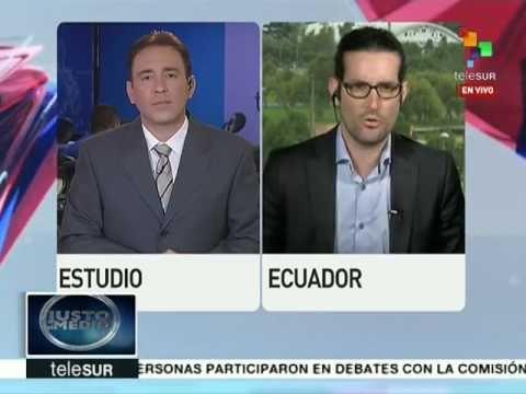 Casado: prensa internacional tergiversa realidad de Venezuela