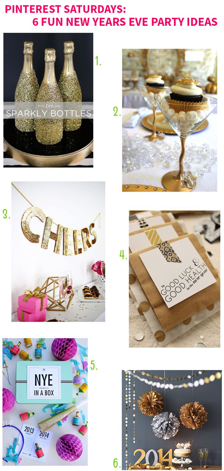 180 best New Years Eve Party Ideas images on Pinterest | New years ...
