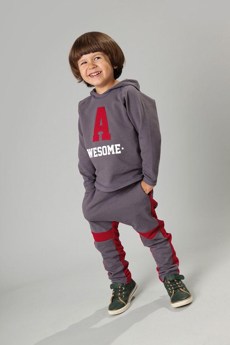 #Bluza dresowa dla chłopca, OjTyTy