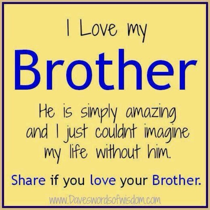 my best friend is dating my older brother My brother is the most influential person in my he is not only my older brother but my peer and my a cruel joke that my brother and his friends would.