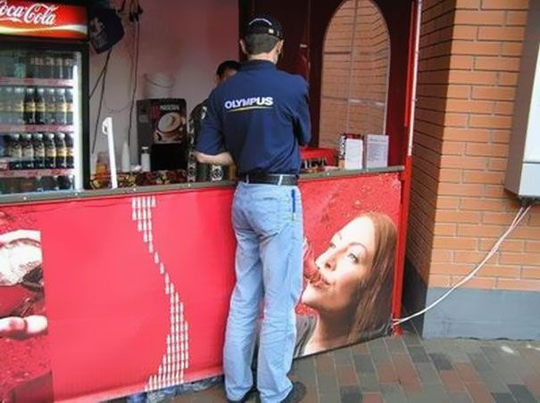 20 Worst Advertising Placement Fails | Bored Panda