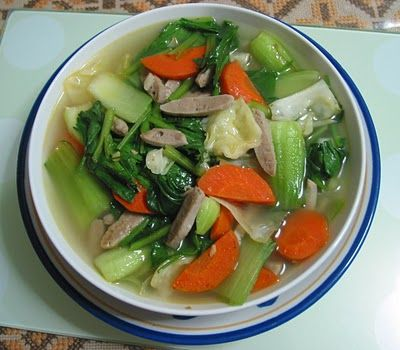 FOOD PLUS LOVE: Cap Cay ( Indonesian Chinese Style - Stir Fry Vegetable)