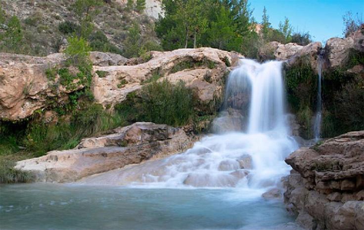 Paisajes de agua: las chorreras de Enguídanos, Cuenca