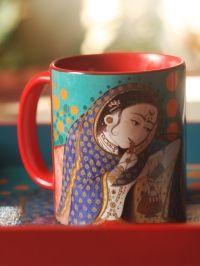 Relaxing Queen Mug