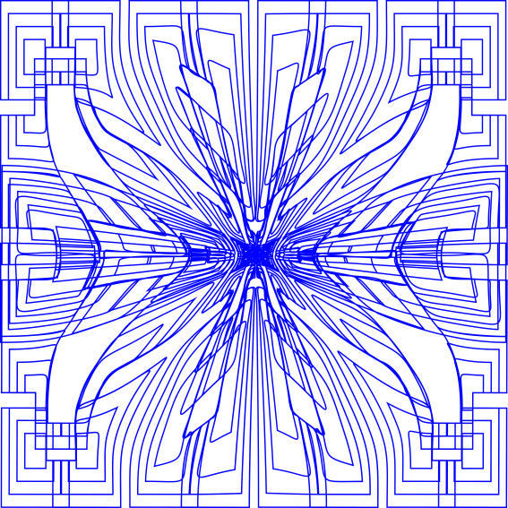 Be Diff - Estampas coordenadas   Fripo Lin by Chris Lymma