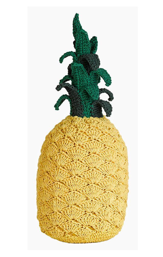 L'ananas vitamine notre intérieur   Glamour