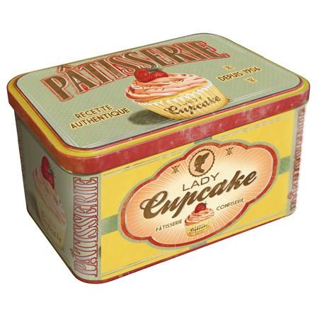 Natives - Boite à biscuits [Lady Cupcake]