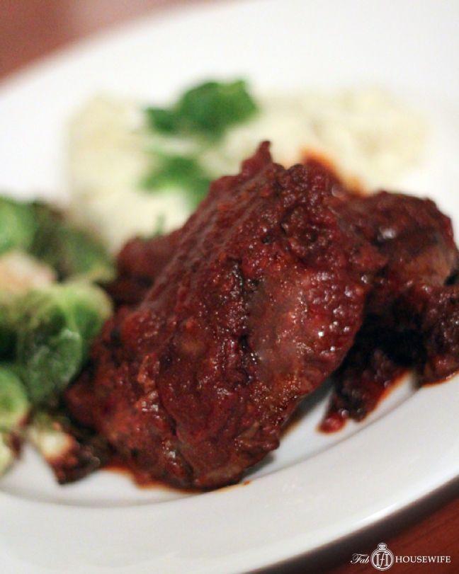 Braised Beef Chuck Roast