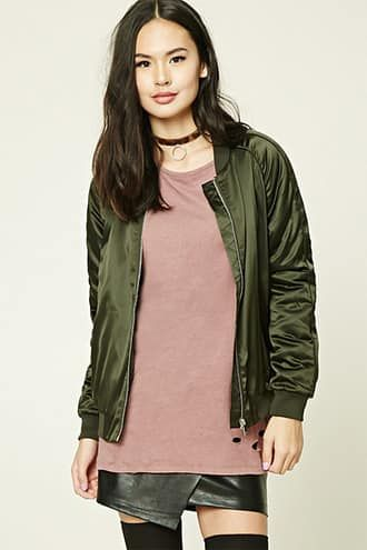 Satin Bomber Jacket Jetzt bestellen unter: https://mode.ladendirekt.de/damen/bekleidung/jacken/sonstige-jacken/?uid=06cbf8b7-4618-5265-bbad-7547e77fc5d7&utm_source=pinterest&utm_medium=pin&utm_campaign=boards #women's #accessories #clothing #outerwear #sonstigejacken #bekleidung #jacken