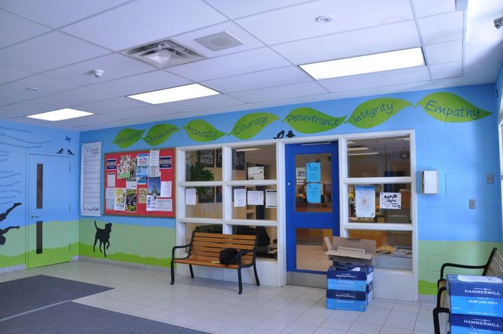 Phase 2 school Mural - Paint A Lifestyle