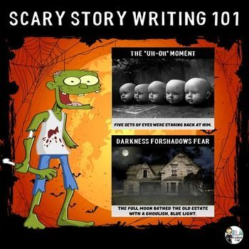 Horror Story Ideas: Writing to Scare People