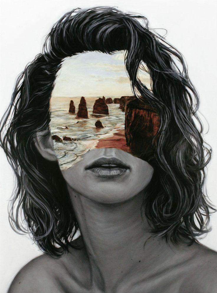 Pacific Grove, CA Künstler Beau Frank #artistaday #artistoftheday #CAart #emergini – angeline
