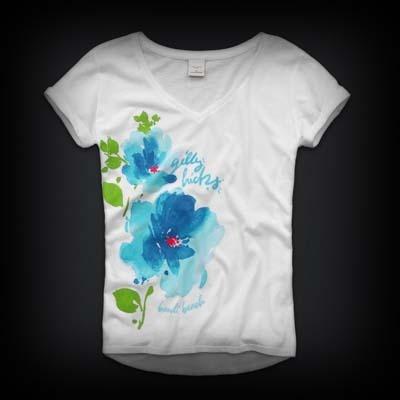 ギリーヒックス レディース Tシャツ Gilly Hicks Beverly Tee Tシャツ-アバクロ 通販 ショップ-【I.T.SHOP】 #ITShop