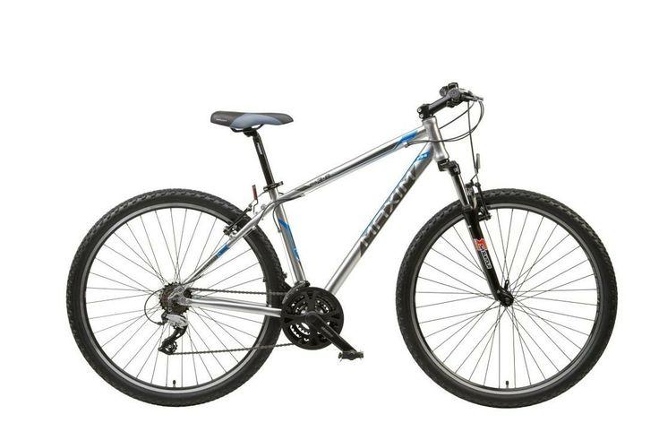 "Sporti.pl - #Rower #Maxim 29"" MS-3,6 srebrny  #bike #bicycle"