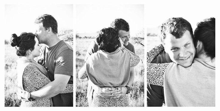 #Engagement Shoot. Black & White #Photography.
