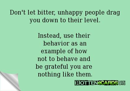 Miserable People Quotes Miserable People Ecards Unhappy