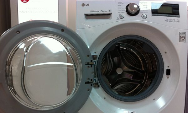 Eliminar moho de la lavadora - Remove mildew from washing machine
