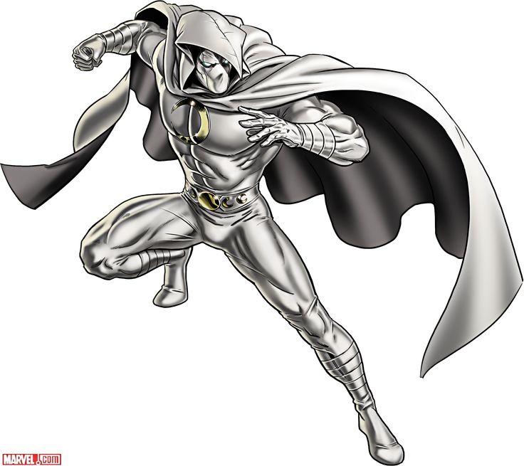 Moon Knight Marvel Moon Knight Marvel Avengers Alliance Moon Knight