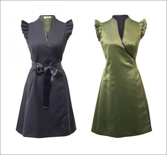 Двустороннее платье-трансформер