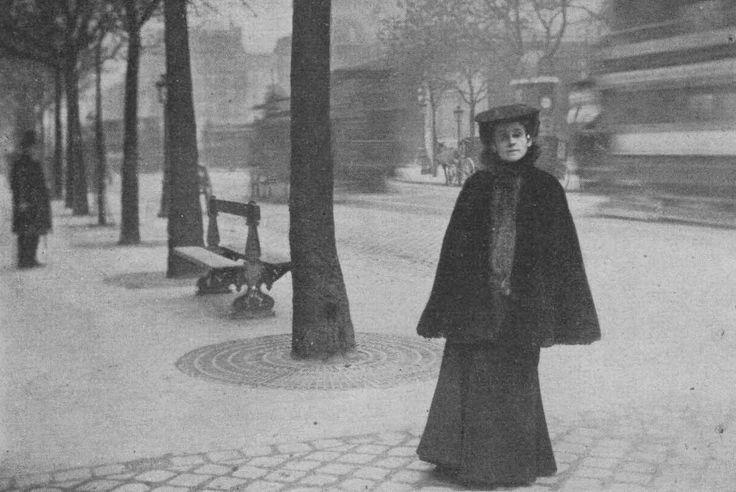 Olga Boznańska in Paris