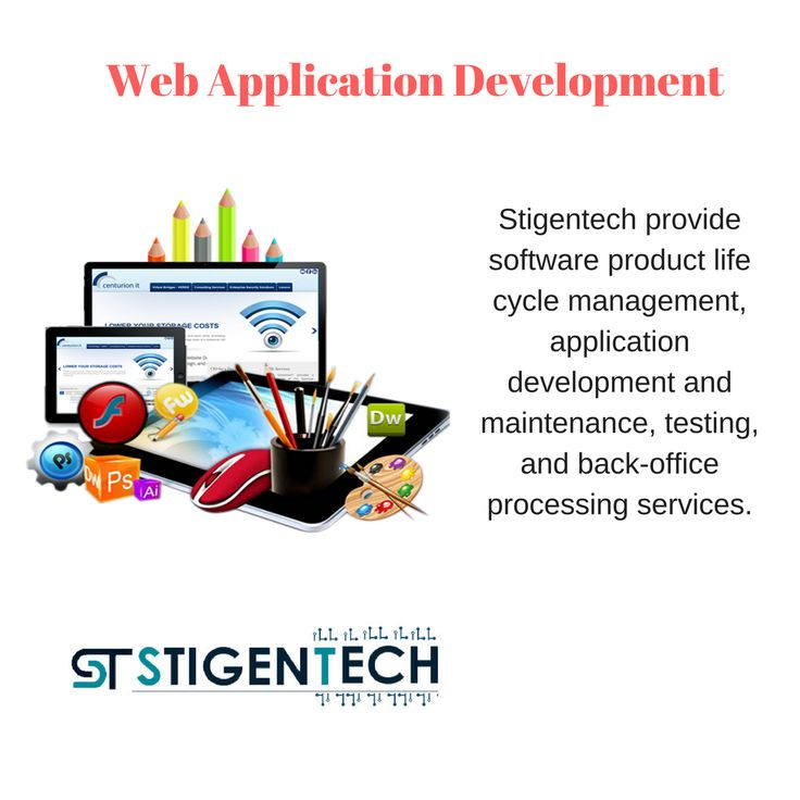 We provide software product life cycle management, application development and maintenance, testing, and back-office processing services.