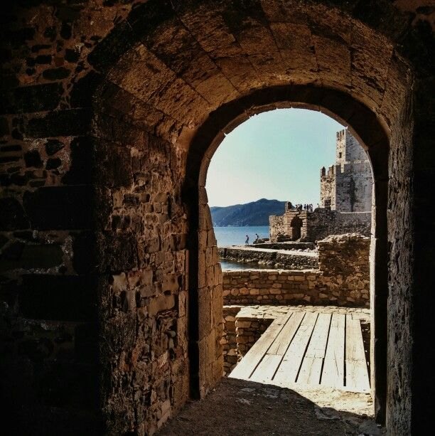 Methoni, Messinia. Greece.