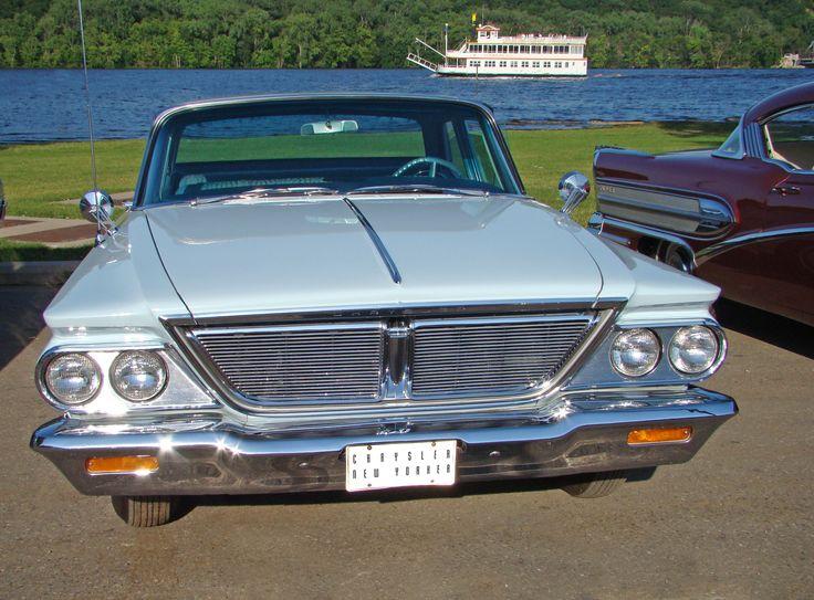 Chrysler New Yorker and Andiamo