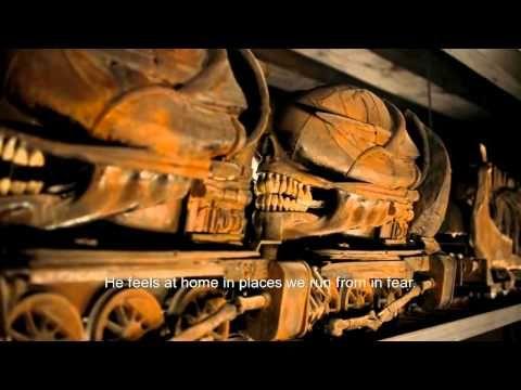 Dark Star: el universo de H.R. Giger: La armonía de lo impuro - Crítica - Cinenuevatribuna - Revista digital de cine - Online Digital Film Magazine - Periódico digital de cine - Online Digital Film Newspaper