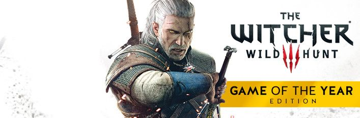 Game of the Year EDITIONThe Witcher 3: Wild Hunt Game of the Year edition brings together the base game and all the additional content released to date.Includes the Hearts of Stone and Blood & Wine expansions, which offer a massive 50 hours of additional storytelling as well as new features and...