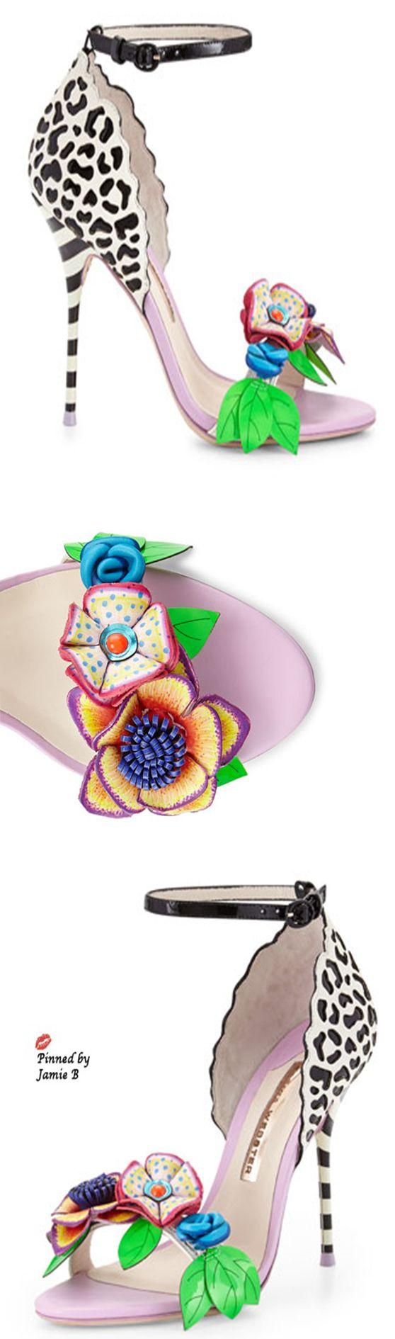 Sophia Webster | Lilico Floral Jungle Sandal | Jamie B