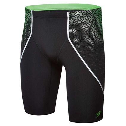 Health Goth // Rebel Sport / Speedo Men's Speed Fit Pinnacle Jammer Swim Shorts