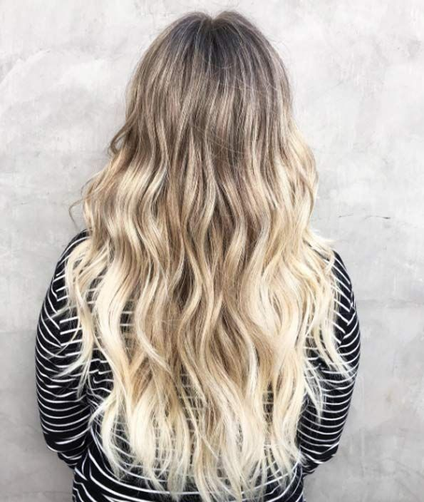 20 Elegant Blonde Balayage Hairstyles In 2020 Ombre Hair Blonde Blonde Balayage Blonde Ombre Balayage