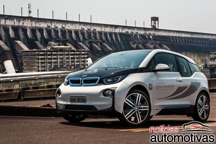 BMW integra Programa Veículo Elétrico e pode ceder motor flex à ônibus híbrido
