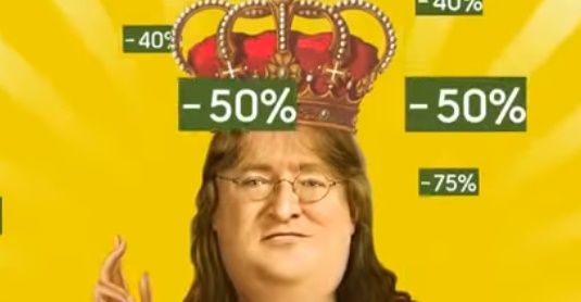 It's that time again. Praise the Lord Gaben!