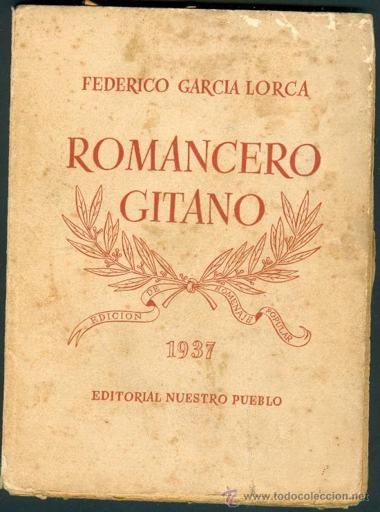 Romancero gitano. García Lorca