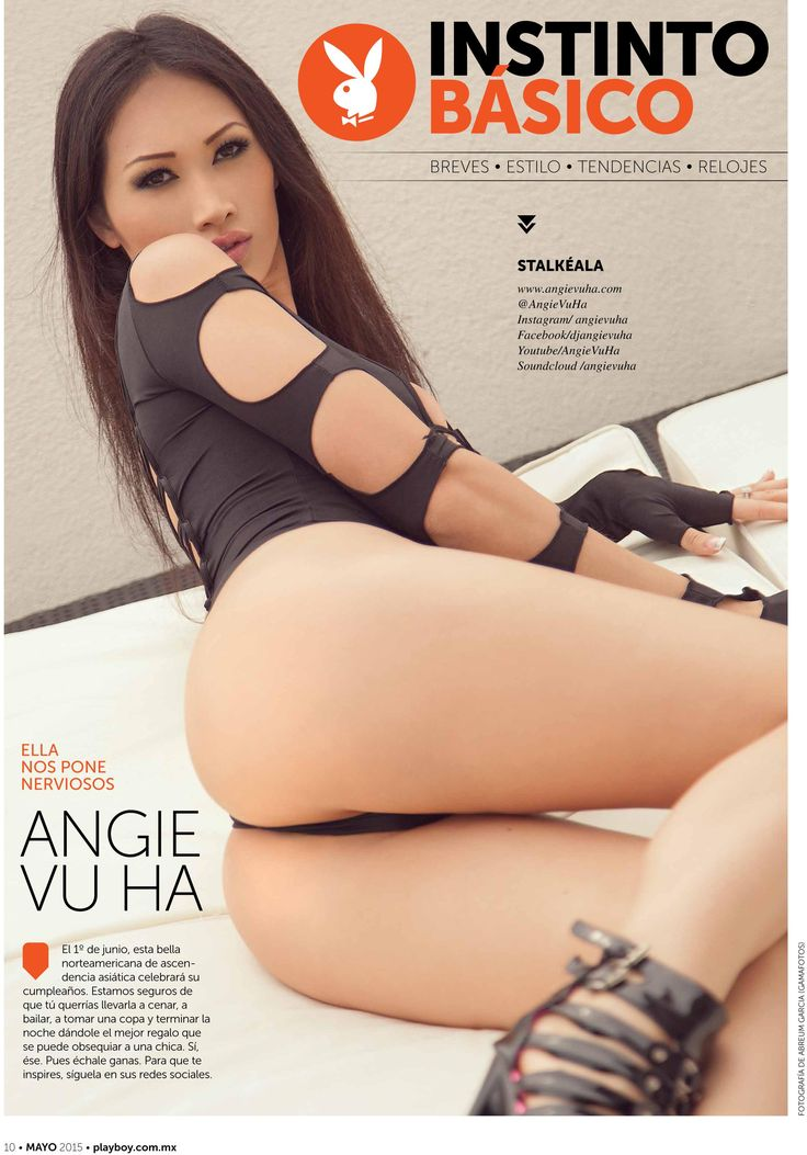 World's Sexiest DJ Angie Vu Ha, Playboy Playmate, beautiful model, #fitness #fitgirl #chicksthatlift #sexiest #model #dj