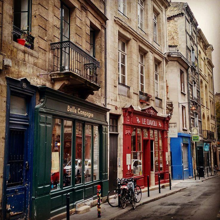 Paris-Shmaris.... Must go back to Bordeaux, France