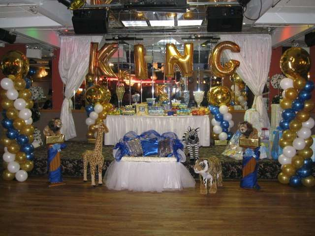 KING Baby Shower Party Ideas