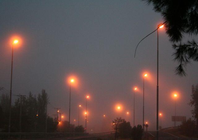 Neon light manipulation