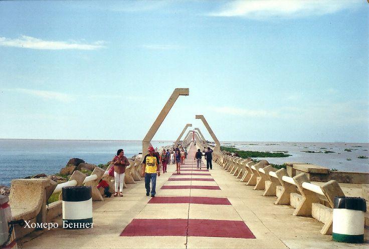 Paseo de la Escollera Poniente, Coatzacoalcos Veracruz